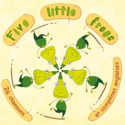Five Littles Frogs