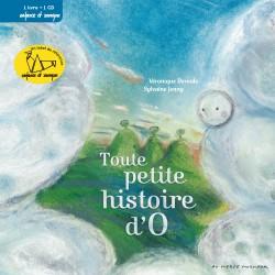 Livre-Disque Tout Petite Histoire D'O