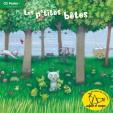 CD Poster Les P'tites Bêtes