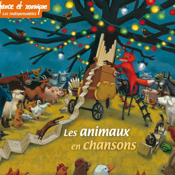 Les animaux en chansons