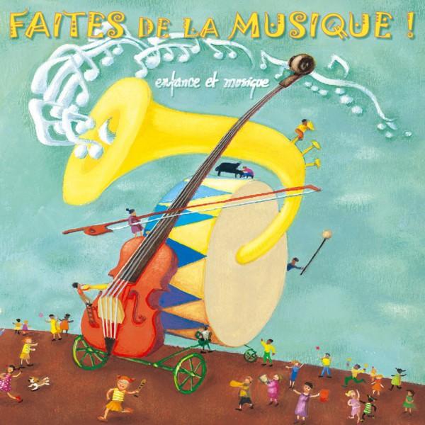 Compilation Faites De La Musique