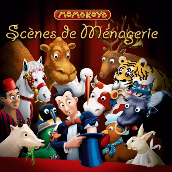 Scènes De Menagerie - Mama Kaya
