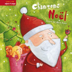 Chantons Noel (Livre-CD)