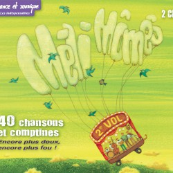 Méli Mômes - 40 chansons et comptines - Volume 2
