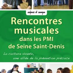 Rencontres musicales dans les PMI de Seine Saint-Denis