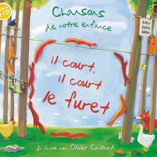 Il Court Le Furet - Chansons + instrumentaux (2 CD)