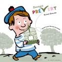 Livre-disque - Chansons de Prévert pour enfants