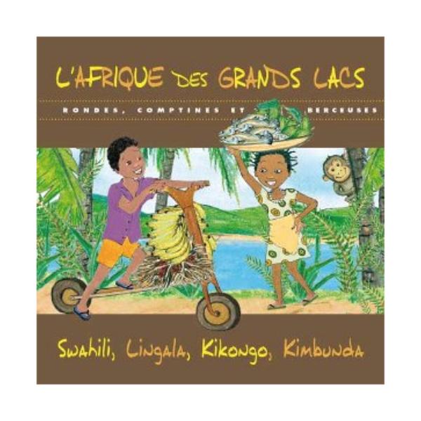 L'Afrique des Grands Lacs par Marlene Ngaro - ARB
