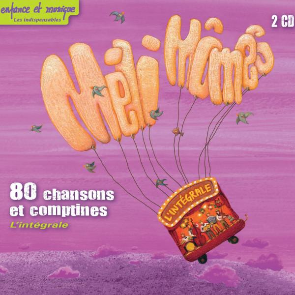 Méli Mômes - 80 chansons et comptines