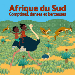Togo - Comptines danses et berceuses