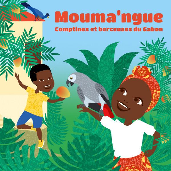 MOUMA'NGUE - Comptines et berceuses du GABON