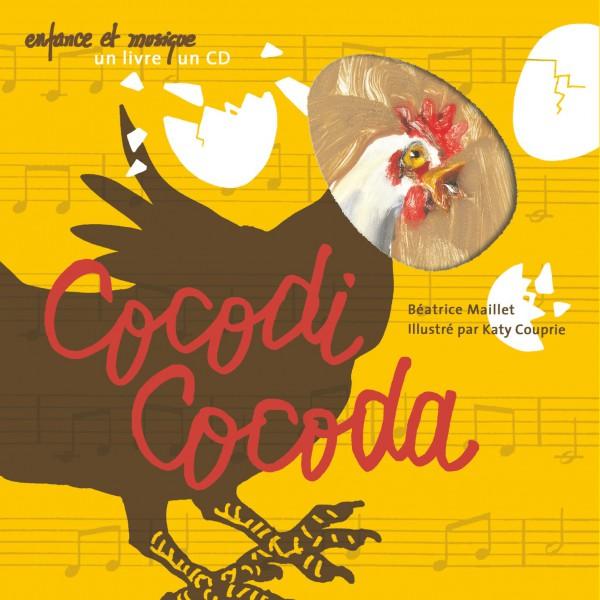 Livre-Disque Cocodi Cocoda