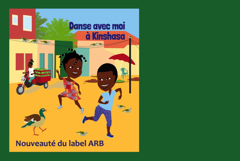 Danse avec moi à Kinshasa !